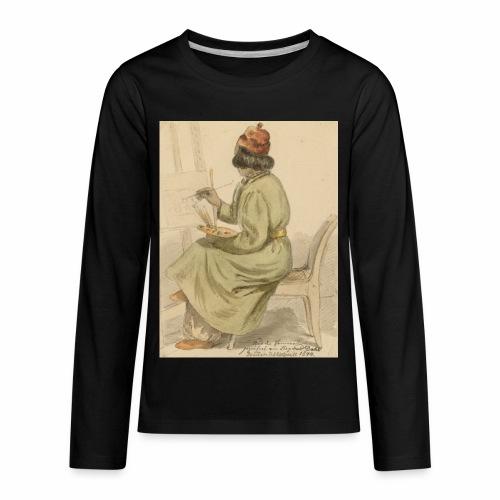 rs portrait sp 02 - Kids' Premium Long Sleeve T-Shirt