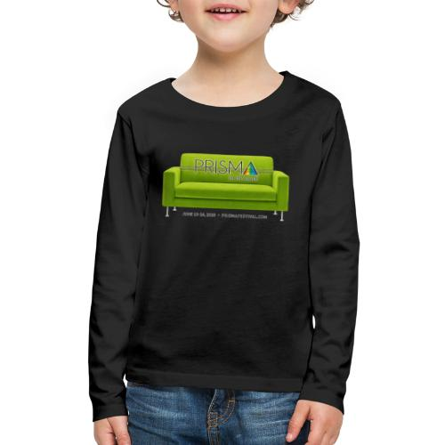 Green Couch - Kids' Premium Long Sleeve T-Shirt