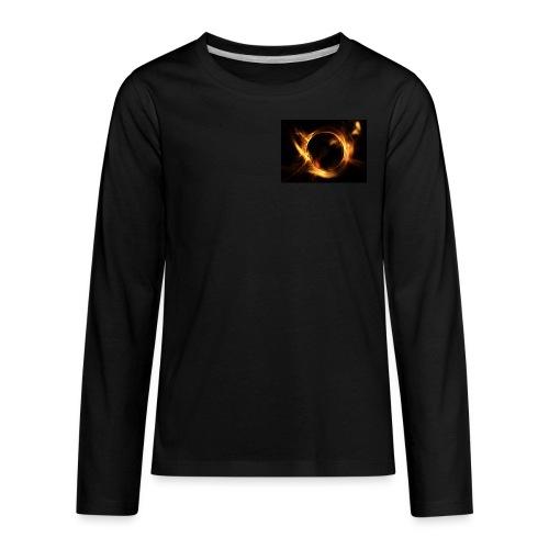 Fire Extreme 01 Merch - Kids' Premium Long Sleeve T-Shirt