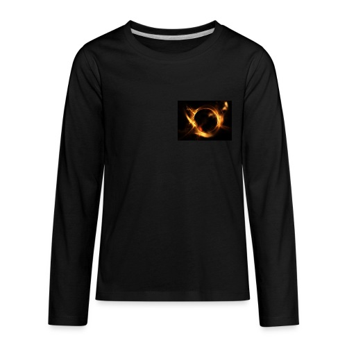 Fire Extreme 01 Merch - Kids' Premium Long Sleeve T-Shirt