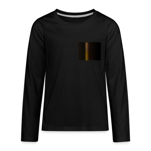 Gold Color Best Merch ExtremeRapp - Kids' Premium Long Sleeve T-Shirt