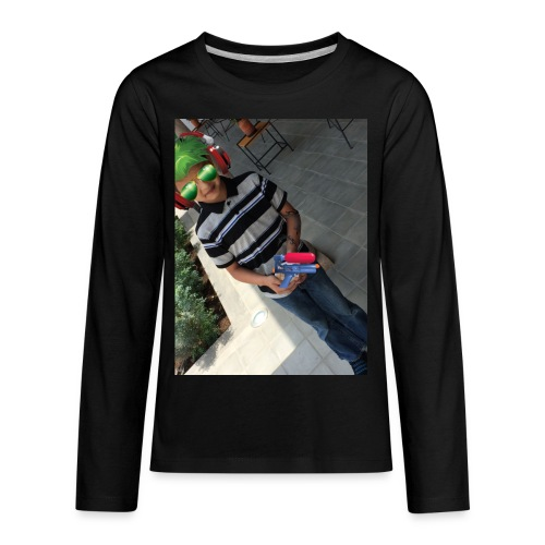 fernando m - Kids' Premium Long Sleeve T-Shirt