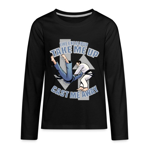 Like Excalibur - Kids' Premium Long Sleeve T-Shirt