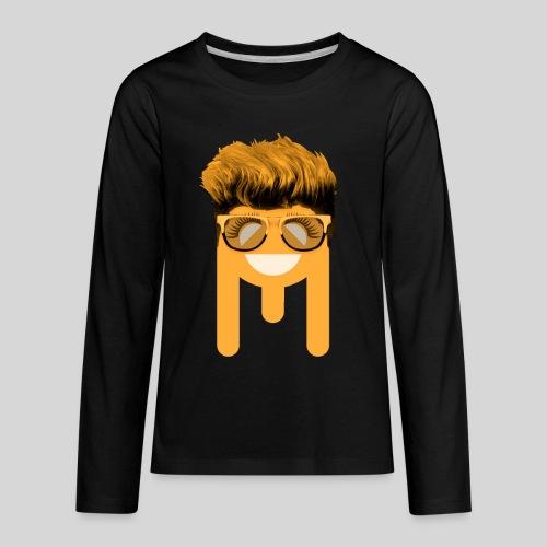 ALIENS WITH WIGS - #TeamDo - Kids' Premium Long Sleeve T-Shirt
