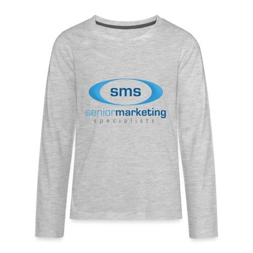 Senior Marketing Specialists - Kids' Premium Long Sleeve T-Shirt