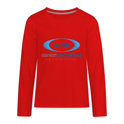 Senior Marketing Specialists - Kids' Premium Long Sleeve T-Shirt