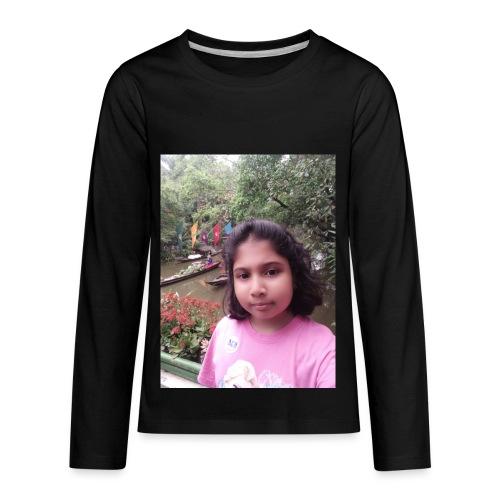 Tanisha - Kids' Premium Long Sleeve T-Shirt