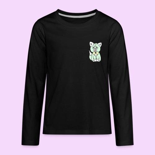 Lolipup Pack: Minty Pup! - Kids' Premium Long Sleeve T-Shirt