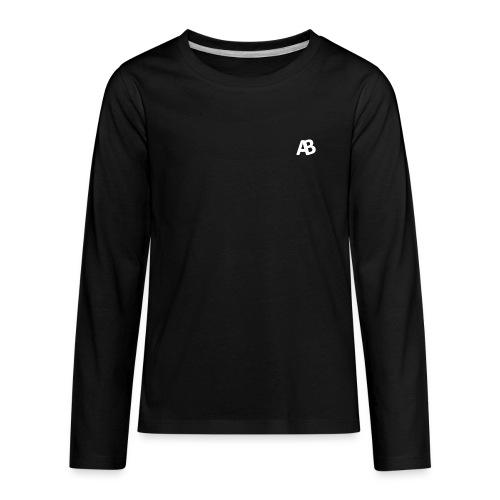 AB ORINGAL MERCH - Kids' Premium Long Sleeve T-Shirt