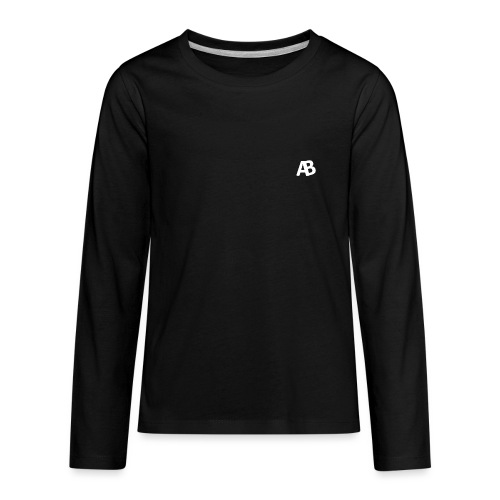 AB ORINGAL MERCH - Kids' Premium Long Sleeve T-Shirt