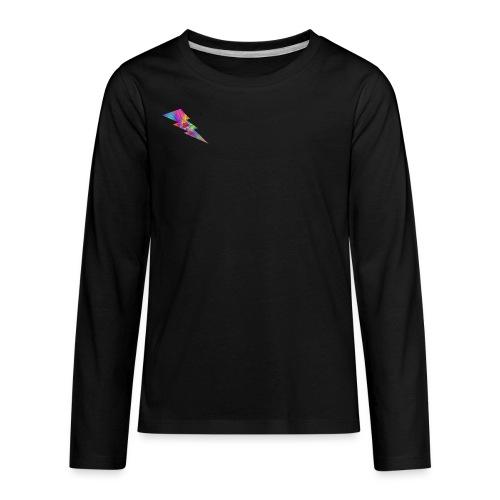 RocketBull X E - Kids' Premium Long Sleeve T-Shirt