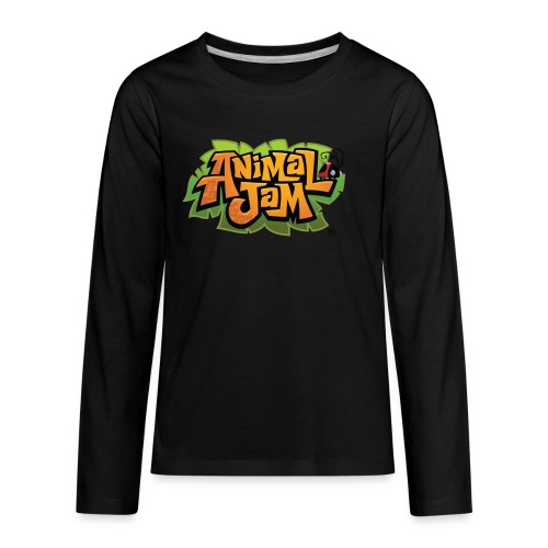 Animal Jam Shirt - Kids' Premium Long Sleeve T-Shirt
