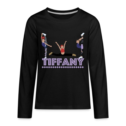 TIffany October 2019 - Kids' Premium Long Sleeve T-Shirt