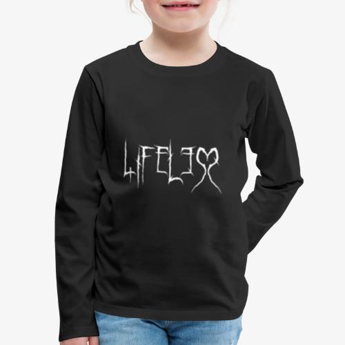 lifeless inv - Kids' Premium Long Sleeve T-Shirt