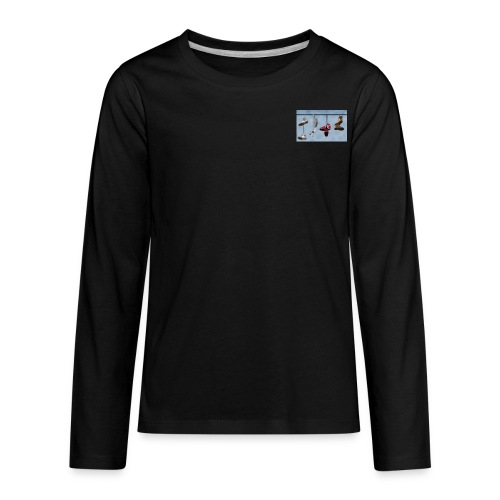 ace colab - Kids' Premium Long Sleeve T-Shirt