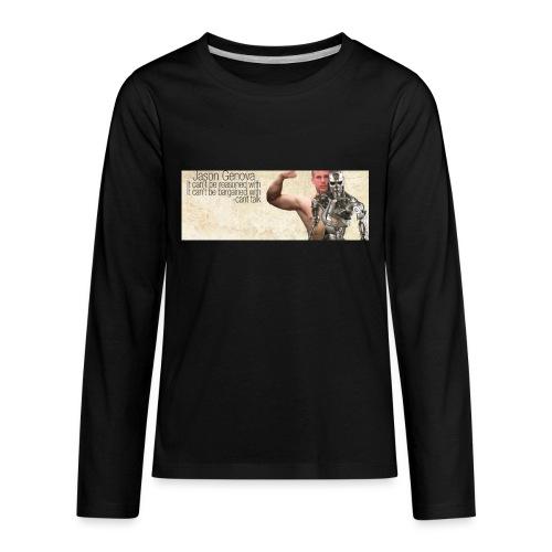 IMG_0418 - Kids' Premium Long Sleeve T-Shirt