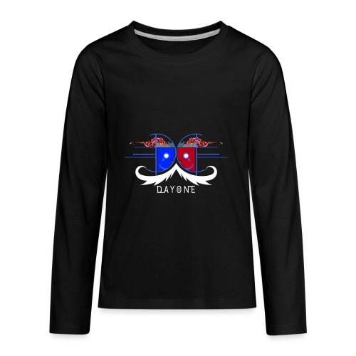 d19 - Kids' Premium Long Sleeve T-Shirt