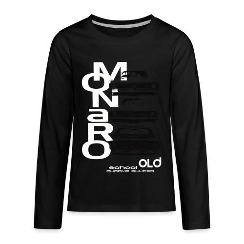 monaro over - Kids' Premium Long Sleeve T-Shirt