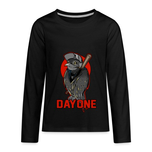 d15 - Kids' Premium Long Sleeve T-Shirt