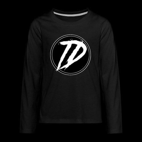 Team DEBUG Logo - Kids' Premium Long Sleeve T-Shirt