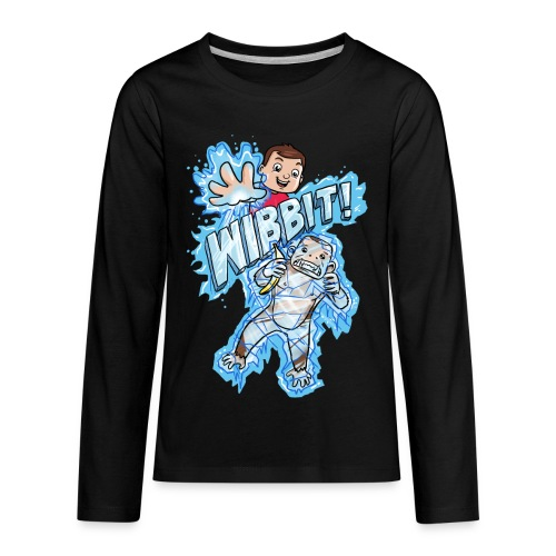 Wibbit - Kids' Premium Long Sleeve T-Shirt