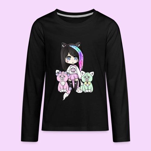Lolipup Family! - Kids' Premium Long Sleeve T-Shirt