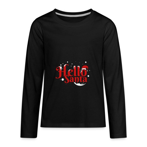 d14 - Kids' Premium Long Sleeve T-Shirt