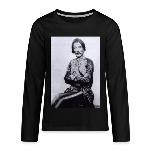 raden saleh photo sp 03 - Kids' Premium Long Sleeve T-Shirt