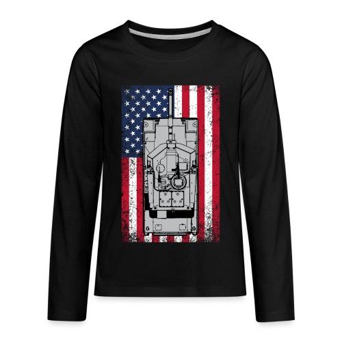 4th of July - Kids' Premium Long Sleeve T-Shirt