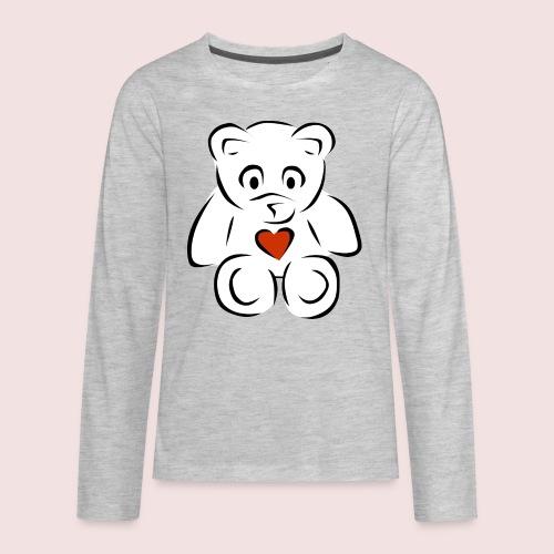 Sweethear - Kids' Premium Long Sleeve T-Shirt
