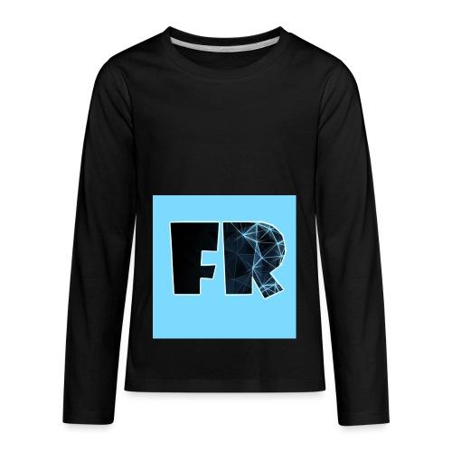 Fanthedog Robloxian - Kids' Premium Long Sleeve T-Shirt