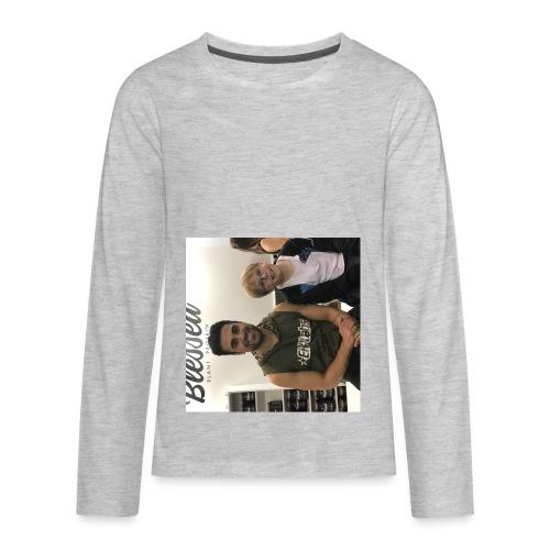 me with gorge janko - Kids' Premium Long Sleeve T-Shirt