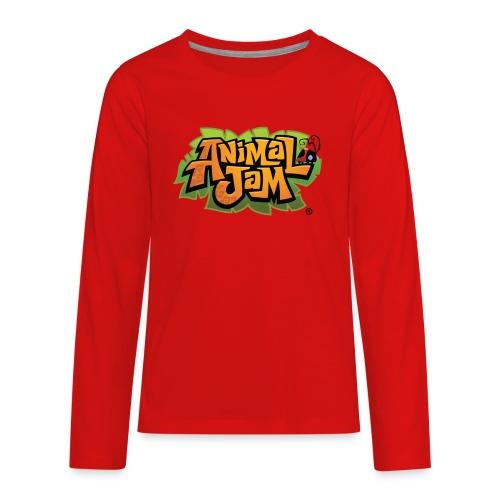Animal Jam Shirt - Kids' Premium Long Sleeve T-Shirt