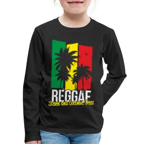reggae - Kids' Premium Long Sleeve T-Shirt