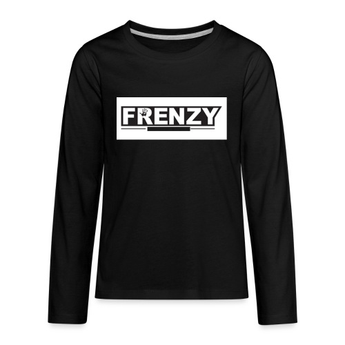 Frenzy - Kids' Premium Long Sleeve T-Shirt