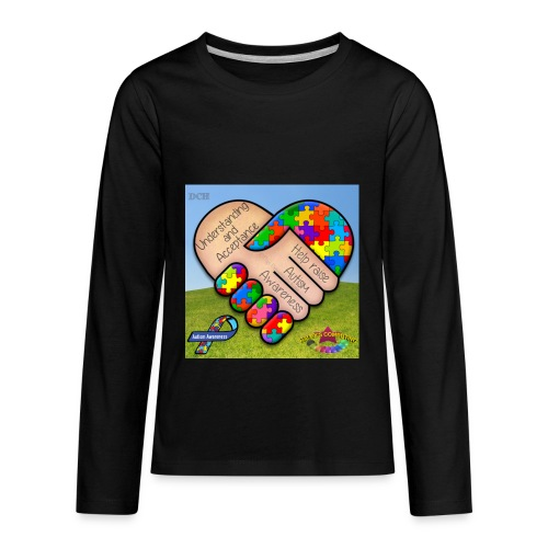 autpro1 - Kids' Premium Long Sleeve T-Shirt