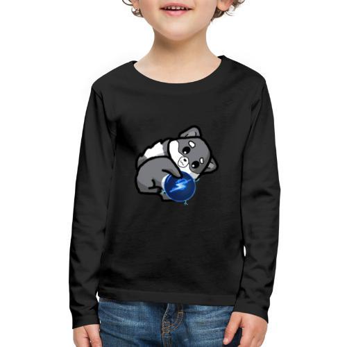Eluketric's Zapp - Kids' Premium Long Sleeve T-Shirt