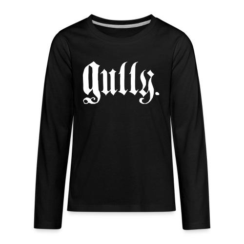 MB Gully - Kids' Premium Long Sleeve T-Shirt