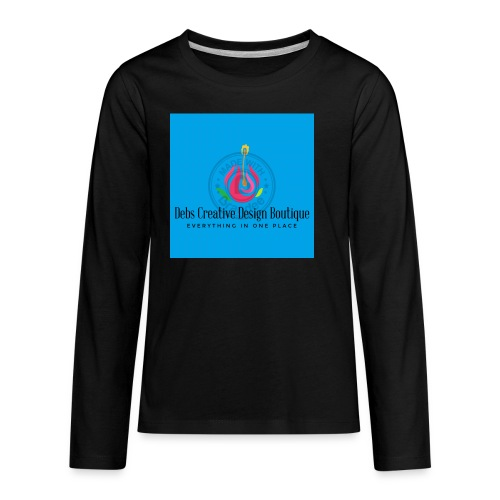 Debs Creative Design Boutique 1 - Kids' Premium Long Sleeve T-Shirt