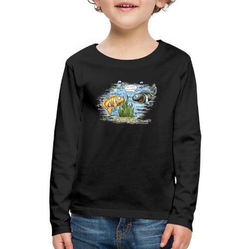 when clownfishes meet - Kids' Premium Long Sleeve T-Shirt