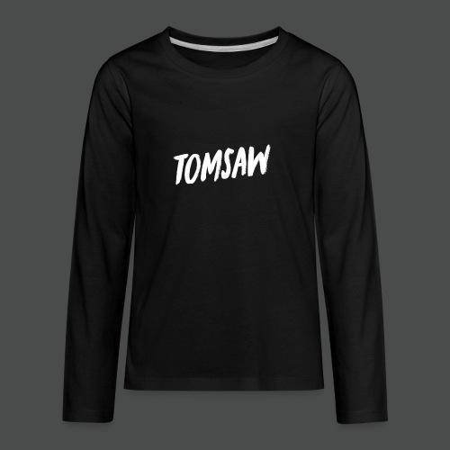 Tomsaw NEW - Kids' Premium Long Sleeve T-Shirt
