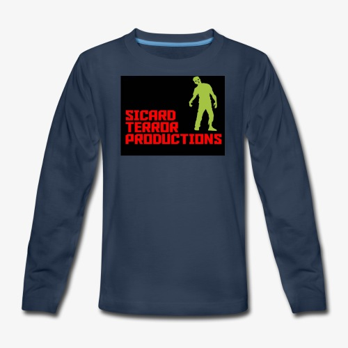 Sicard Terror Productions Merchandise - Kids' Premium Long Sleeve T-Shirt