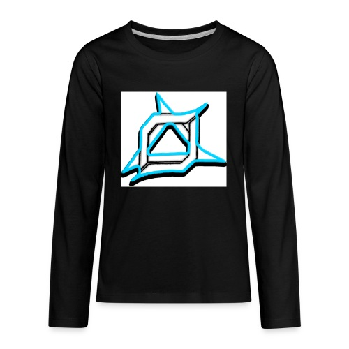 Oma Alliance Blue - Kids' Premium Long Sleeve T-Shirt