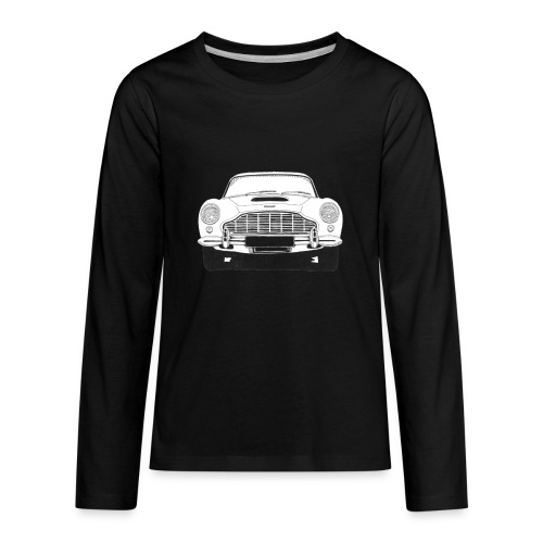 aston martin - Kids' Premium Long Sleeve T-Shirt