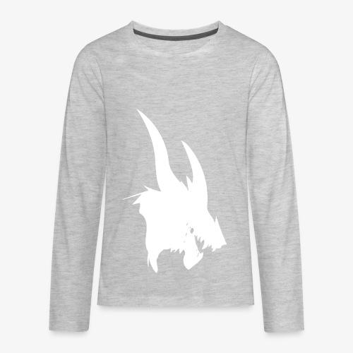 dragon sil - Kids' Premium Long Sleeve T-Shirt