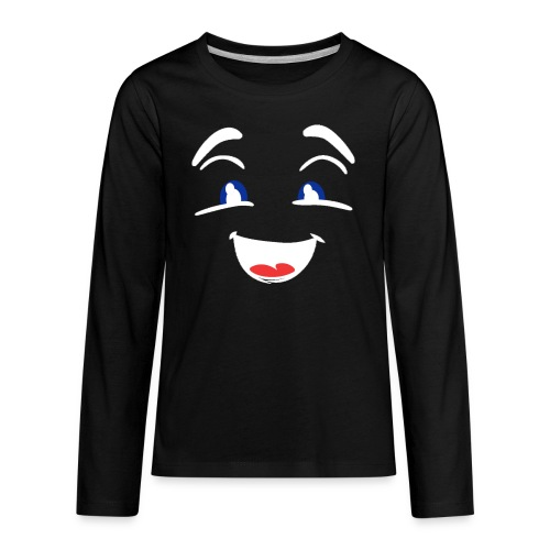 im happy - Kids' Premium Long Sleeve T-Shirt
