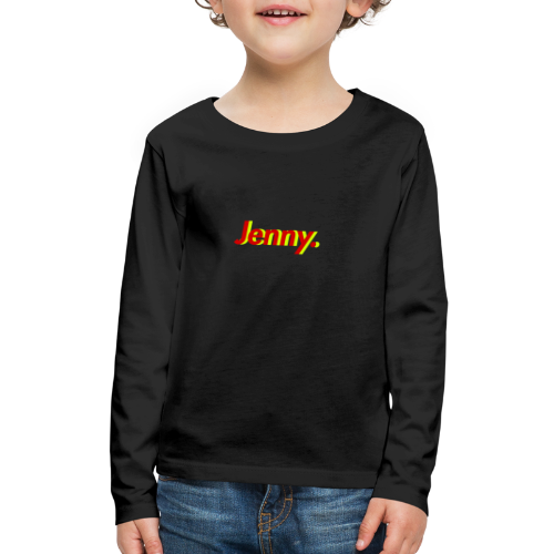 The Cover - Kids' Premium Long Sleeve T-Shirt