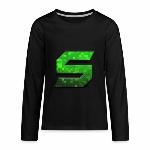 seans logo - Kids' Premium Long Sleeve T-Shirt