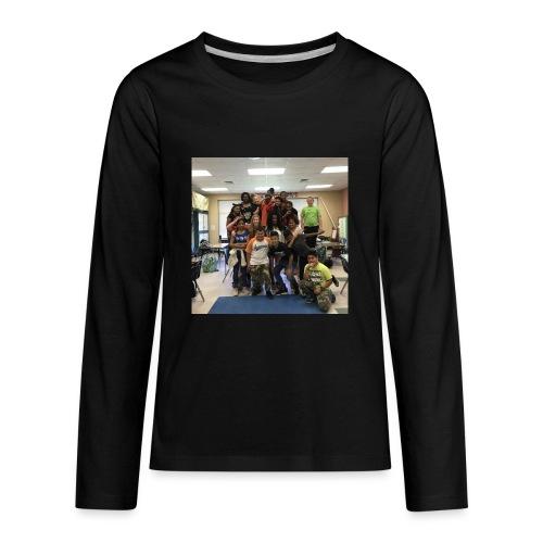 Marvin shirt - Kids' Premium Long Sleeve T-Shirt