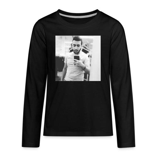 Ahmad Roza - Kids' Premium Long Sleeve T-Shirt
